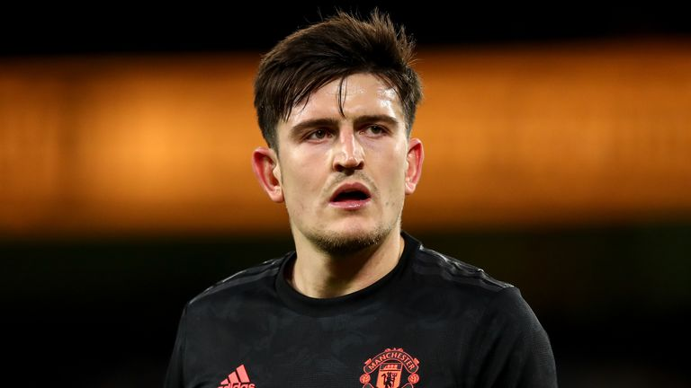 Harry Maguire was 'hobbling about' against Wolves, says Solskjaer
