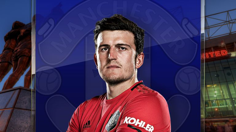 Harry Maguire has been appointed as the new captain at Manchester United