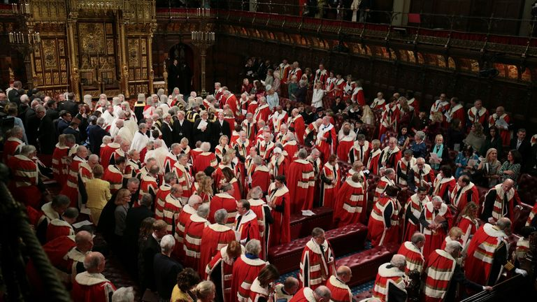 Peers in the House of Lords have been discussing recent incidents of racism in English football
