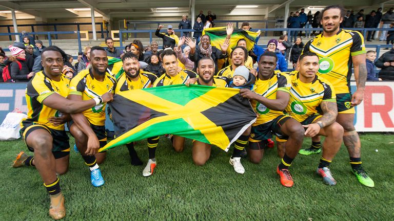 Jamaica have their sights set on a quarter-final place at the World Cup