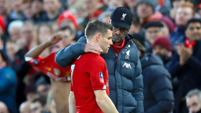 """""""He came to ask me to do it in pre-season and my mindset was, 'OK, how can I be the best I can be in that position?' and I started to learn the role."""""""