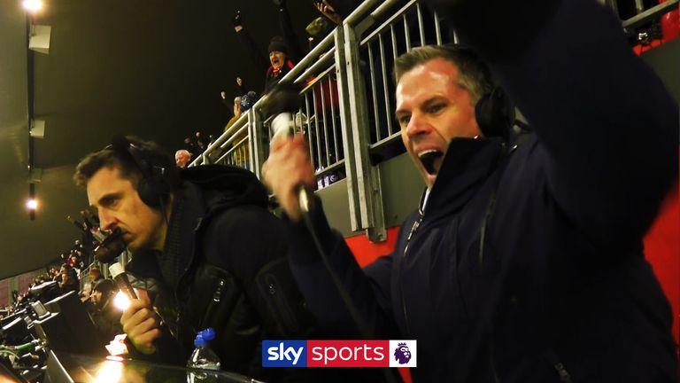 Jamie Carragher & Gary Neville