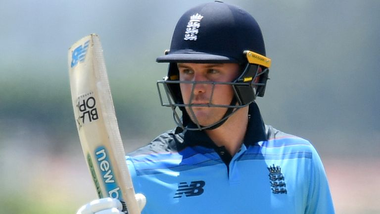 Jason Roy has appeared in 87 ODIs