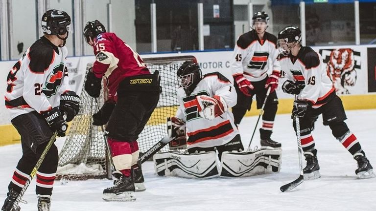 Jay in action for the Phantoms (picture: GrifftersWorld Photography)