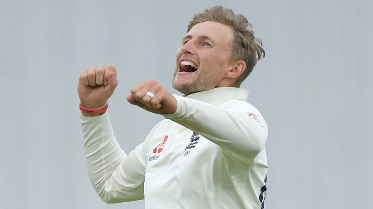 Joe Root took his best test figures when England ended the victory in Port Elizabeth