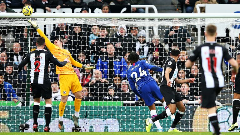 Newcastle Chelsea Match Report Highlights
