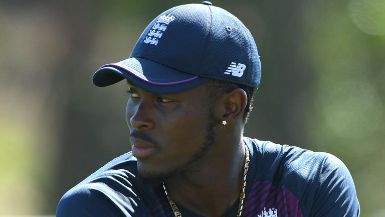 Jofra Archer has spoken out about racist abuse