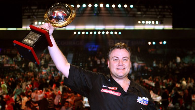 John Part won the last of his three world titles in 2008, more than 10 years on he leads more than 500 names hoping to win one of 20 PDC Tour cards on offer in Wigan