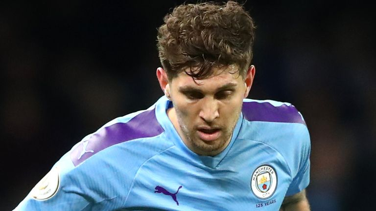 John Stones has been linked with a move to Arsenal