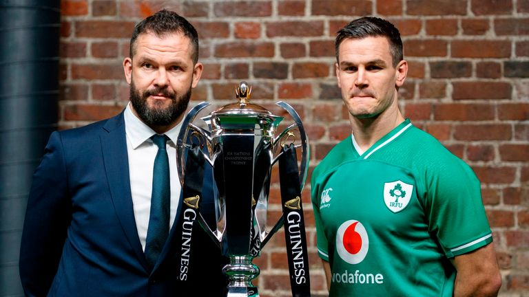 Can Andy Farrell and Johnny Sexton lead Ireland back into title-challenging form?