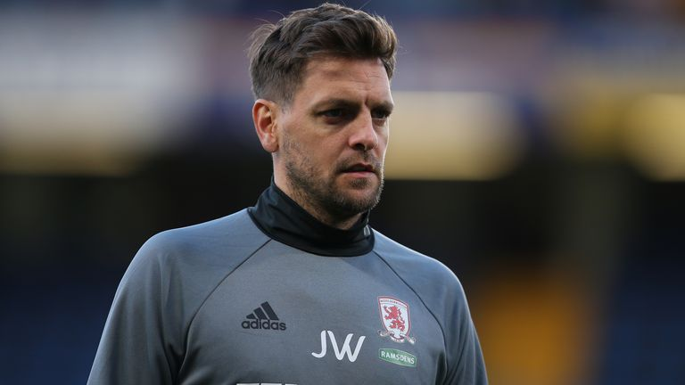 Boro boss Jonathan Woodgate is delighted to have signed Manchester City winger Patrick Roberts on loan