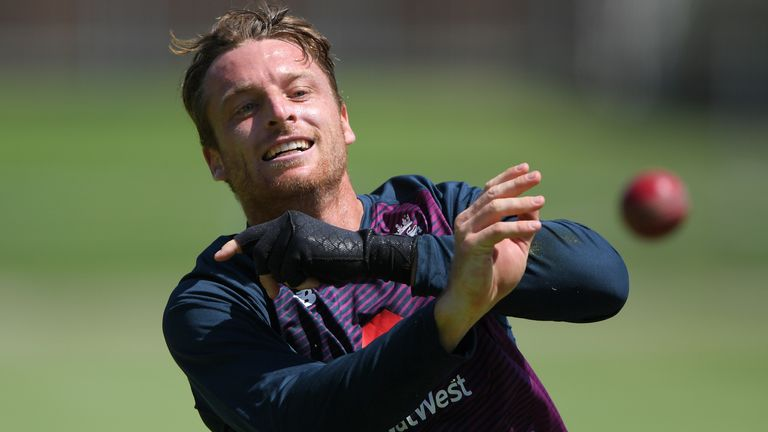 Jos Buttler could be on the receiving end of some hostile bowling in the third Test, says South Africa's Anrich Nortje