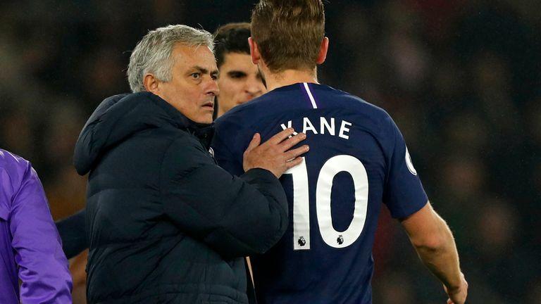 Fuming Jose Mourinho blasts VAR decisions after defeat at Southampton