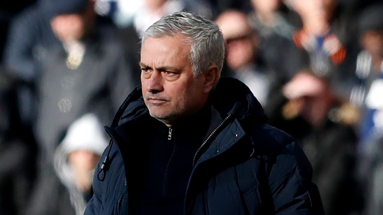 Jose Mourinho is planning for the long term at Tottenham