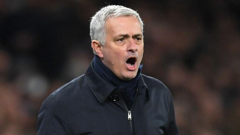 José Mourinho ha sido desafortunado con lesiones en Tottenham