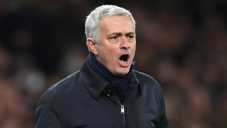 Jose Mourinho has been unfortunate with injuries at Tottenham