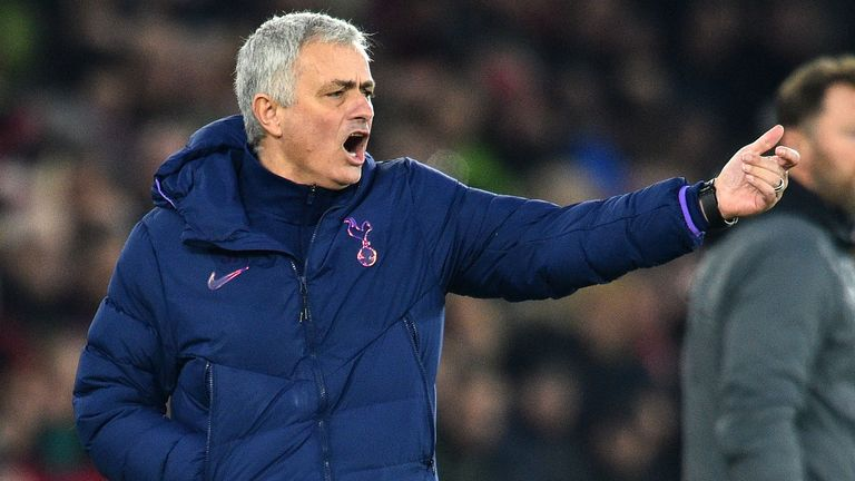 Jose Mourinho's Spurs will now play an FA Cup replay during their planned winter break