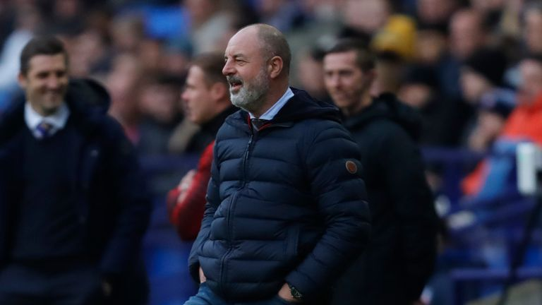 Keith Hill's Bolton contract was not renewed