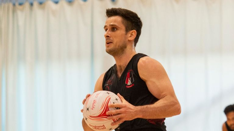 The Knights train in London and already have three squads (Credit: Clare Green for Matchtight)