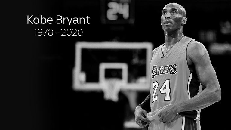 Kobe Bryant 1978-2020