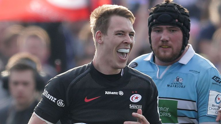 Williams made 31 appearances for Saracens during his three seasons with the club