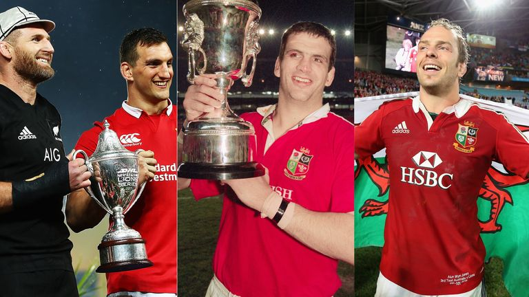 Miles Harrison looks back upon 21 years of covering the British and Irish Lions for Sky Sports...