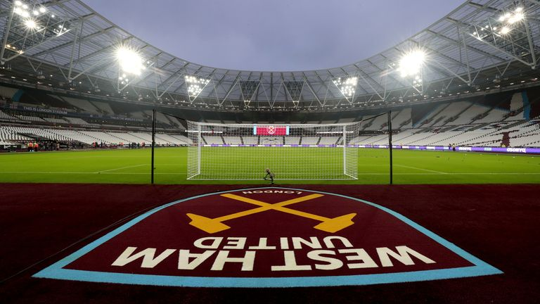 A general view of the London Stadium