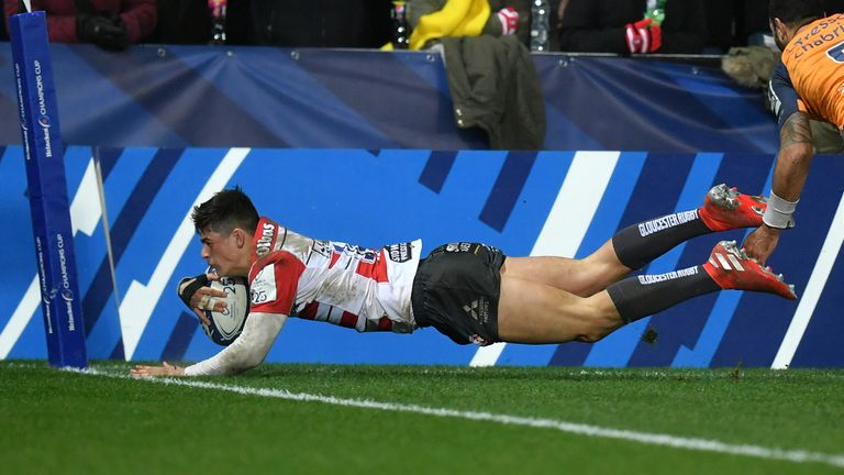 Louis Rees-Zammit and Gloucester must win in Toulouse to stand a chance of progression