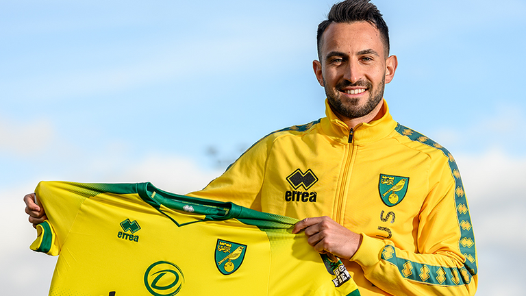 Lukas Rupp joined Norwich from Hoffenheim for an undisclosed fee