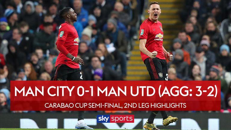 Man City 0-1 Man City