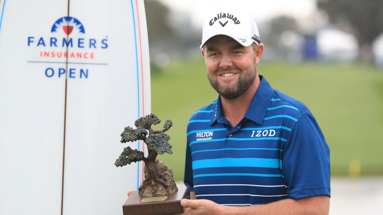 Marc Leishman is defending champion at the Farmers Insurance Open