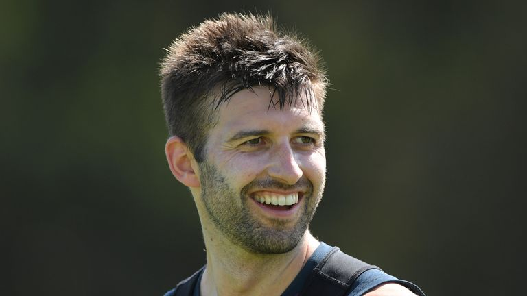 Mark Wood replaces James Anderson in the England side for the third Test against South Africa in Port Elizabeth