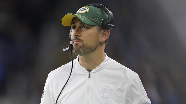 Rookie head coach Matt LaFleur has managed to get the best from his team, leading them to a 13-3 record