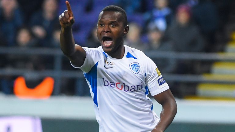 Mbwana Samatta has scored 43 goals in 98 appearances in the Belgian First Division A for Genk