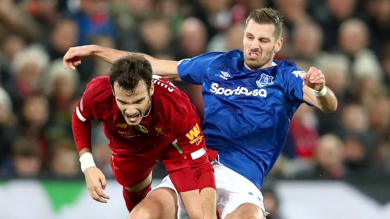 Morgan Schneiderlin was returning from injury and lacked mach sharpness