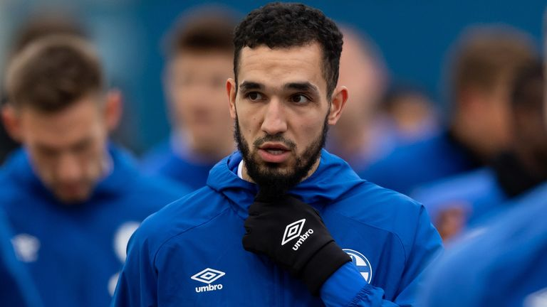 Nabil Bentaleb has been linked with a move to Everton, who are missing Andre Gomes to a long-term injury