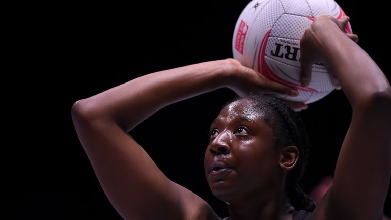 The Vitality Netball Superleague competition will return in February 2021