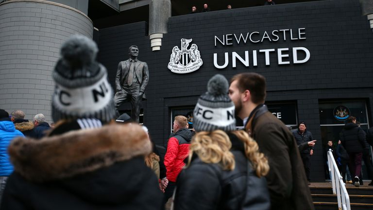 Expectations remain high at Newcastle but safety is paramount