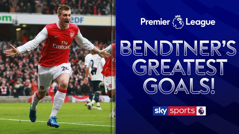 Bendtner's Best PL Goals
