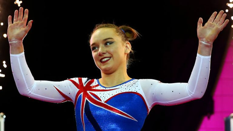 Amy Tinkler has retired from competition at the age of 20