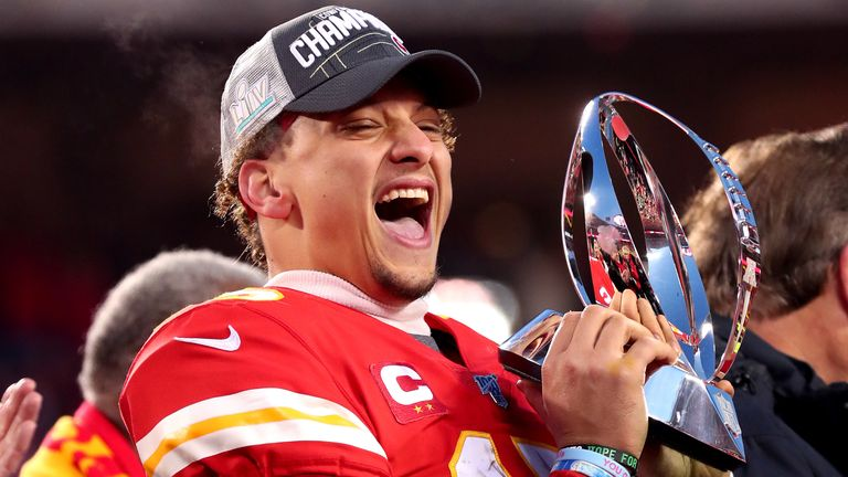 Patrick Mahomes can become the first player ever to win MVP and the Super Bowl before the age of 25
