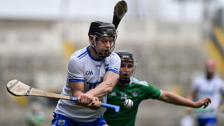 Mahony in action during the 2019 National League final