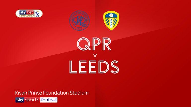 QPR v Leeds Highlights