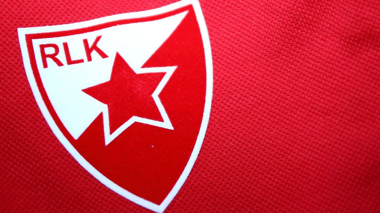 Red Star Belgrade have ambitions to enter League 1