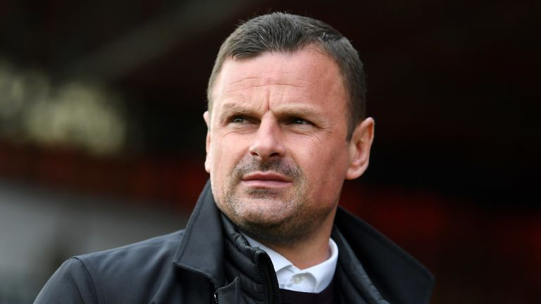 Richie Wellens has guided Swindon Town to the top of League Two