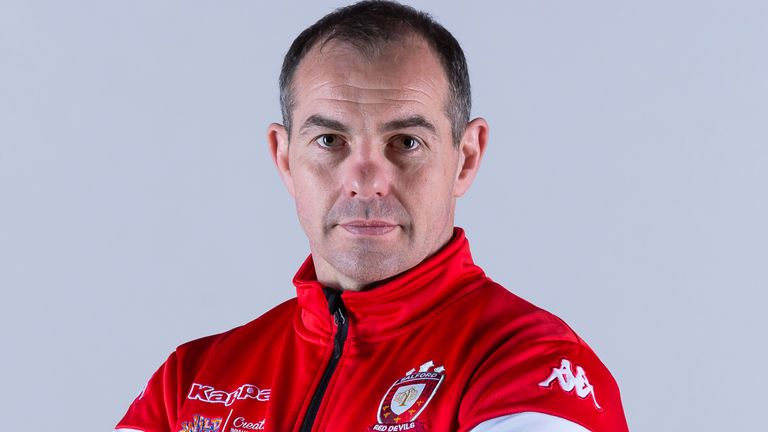 Ian Watson has committed to Salford with an extended deal