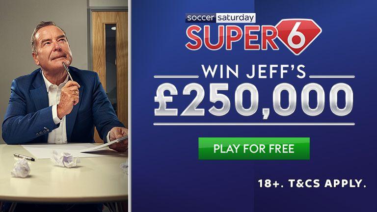 Super 6 Sky Sports BAU