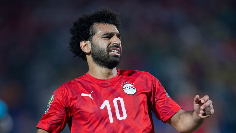 Salah could represent Egpyt this summer and at the Africa Cup of Nations in January 2021