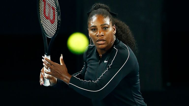 Serena Williams ended her three-year title drought by winning  the ASB Classic title in Auckland this month