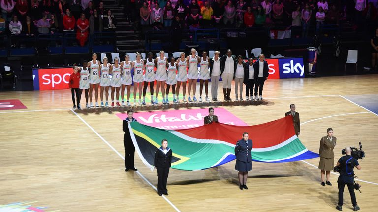 The SPAR Proteas will not be able to experience fans watching them this time around